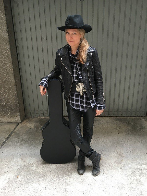 3 Ways to get Rocker Chic Style ИЛИ создаем образ в стиле