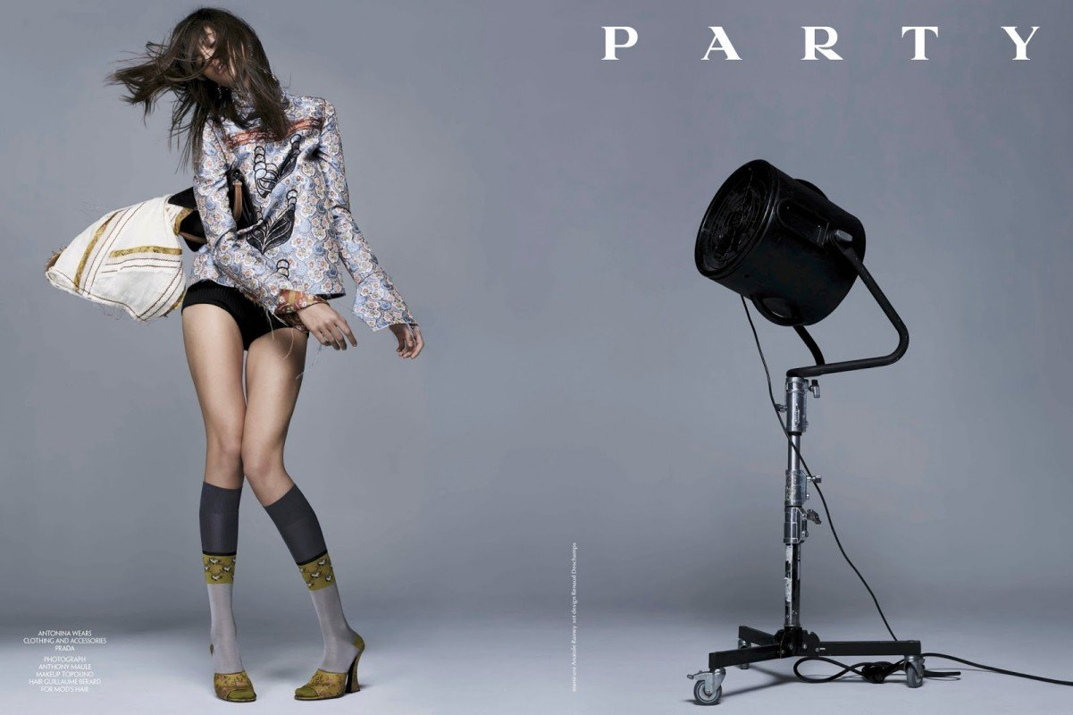 About Carine Roitfeld