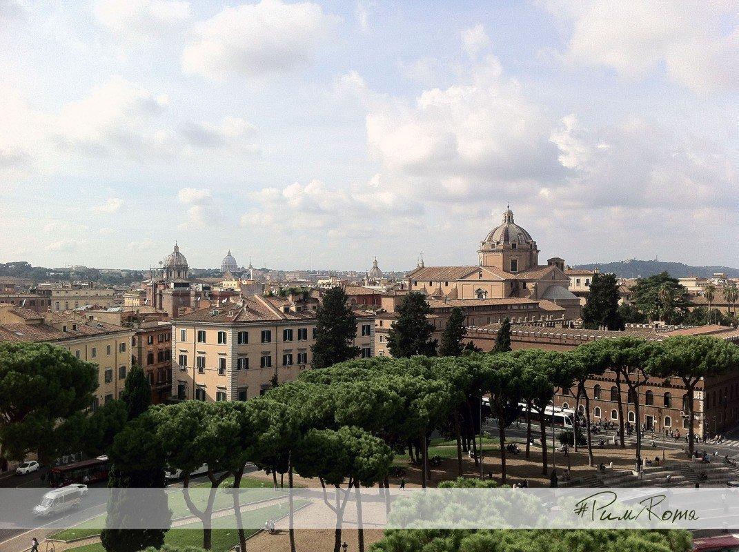 #Рим/Roma