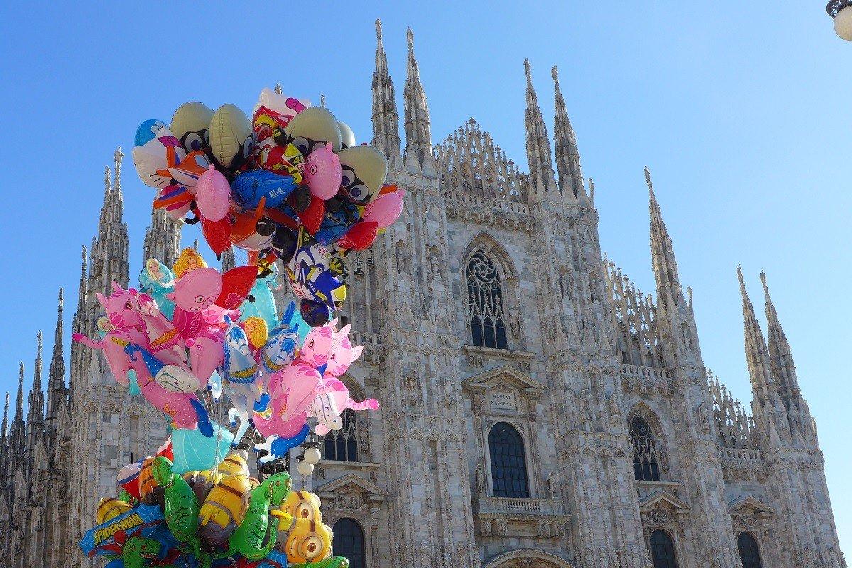 TOP 10 what to do in Milan on one day ИЛИ  10 пунктов, что успеть сделать в Милане за один день.