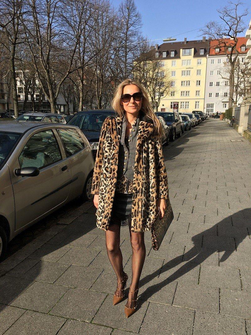 Born to be wild ИЛИ Как носить леопард