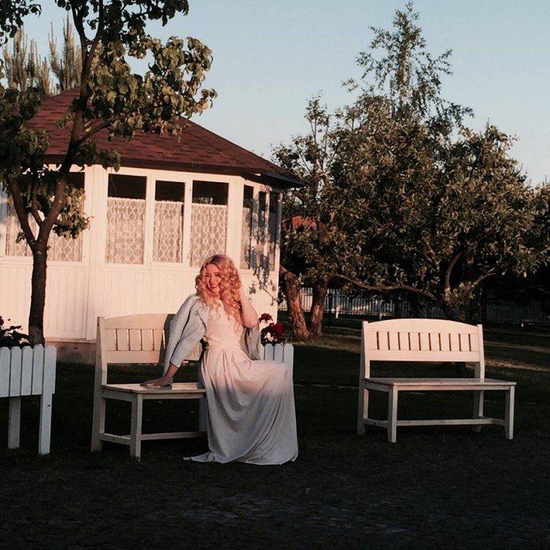 LOOK. Подружка невесты