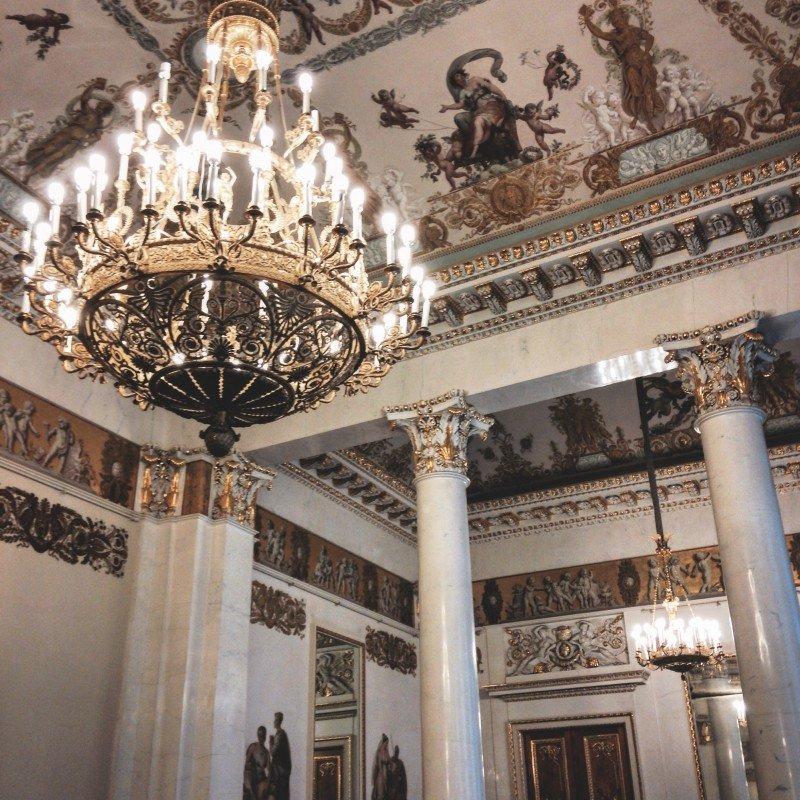 Russian museum/Русский музей