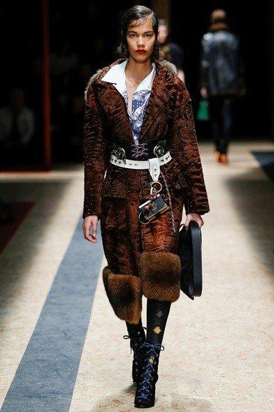 Prada Fall-Winter 2016/2017. Модный обзор новой коллекции