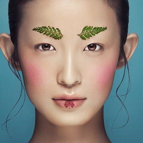 Юность вам к лицу /Autumn-winter beauty trends