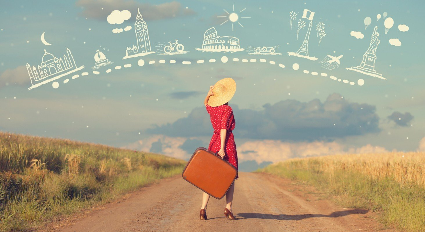 Бархатный сезон: собираем чемодан в отпуск