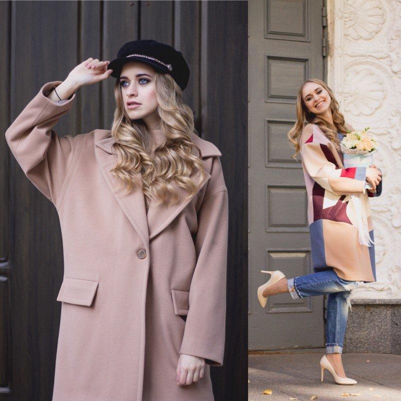 Модные пальто этого сезона : ключевые тренды