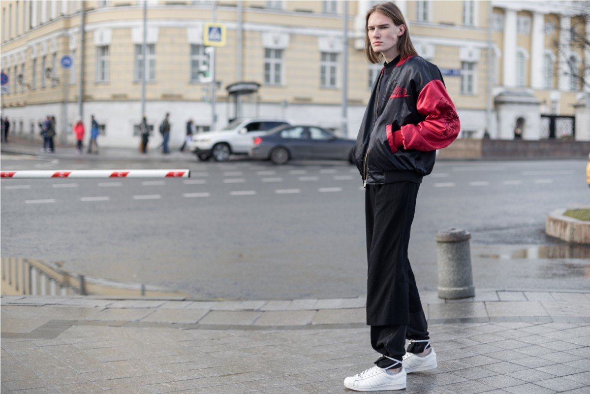 Street style MBFW Russia