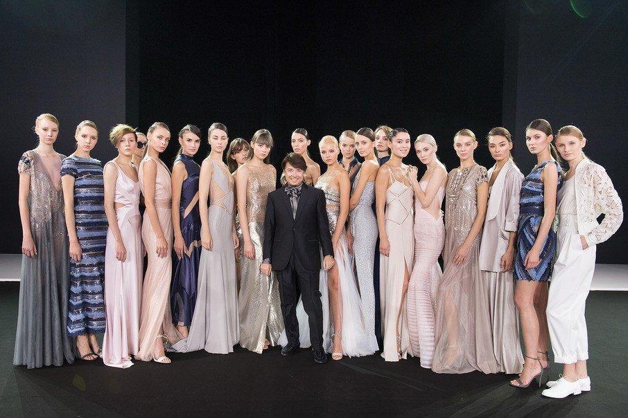 Valentin Yudashkin Moscow Fashion Week