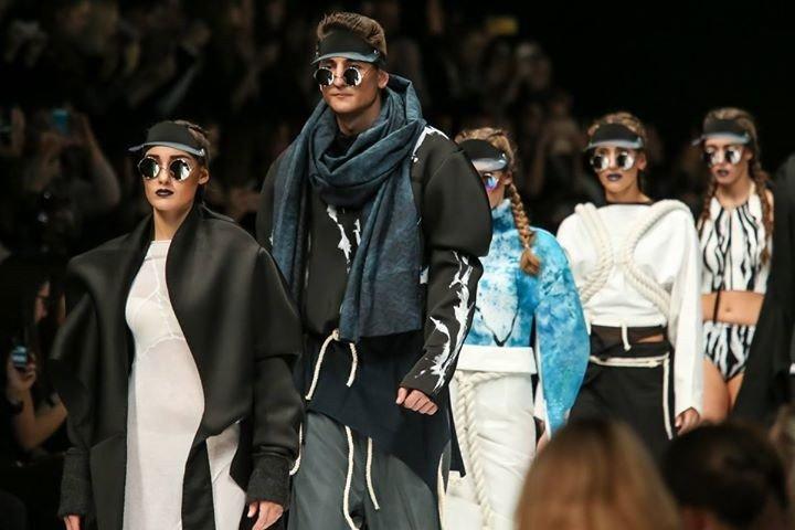 Mercedes Benz Fashion Week Russia. Part 3. Лаборатория моды Slava Zaitsev.