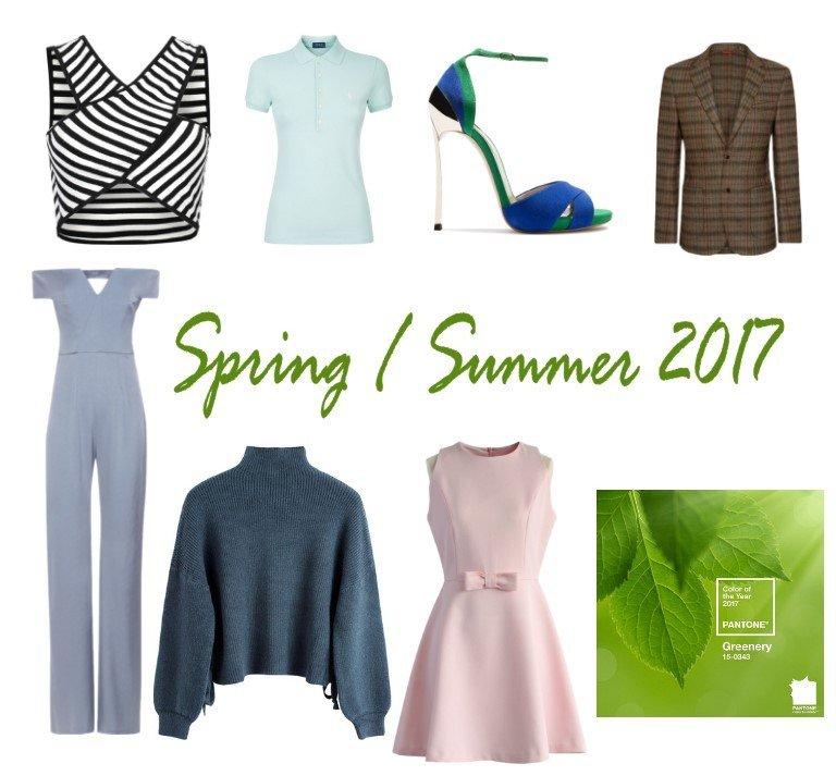 Душой в весне. Немного о том, что будет модно весной/летом в 2017 году.