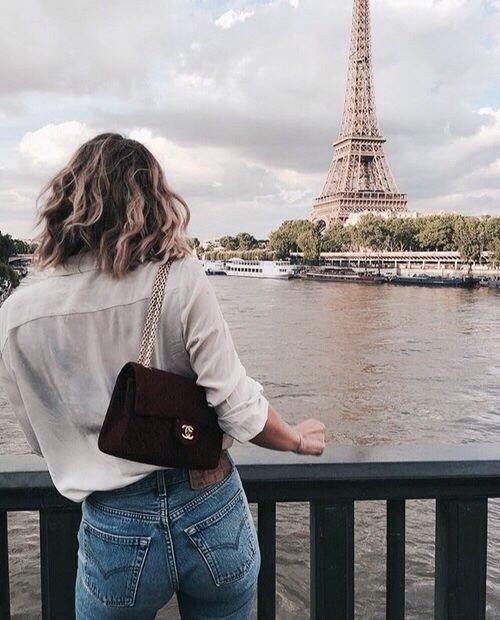 Парижский гардероб с Элен или вещи-иконы женского стиля