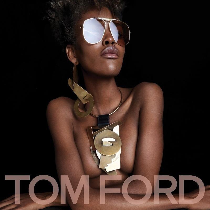 Рекламная кампания Tom Ford Spring/Summer 2017
