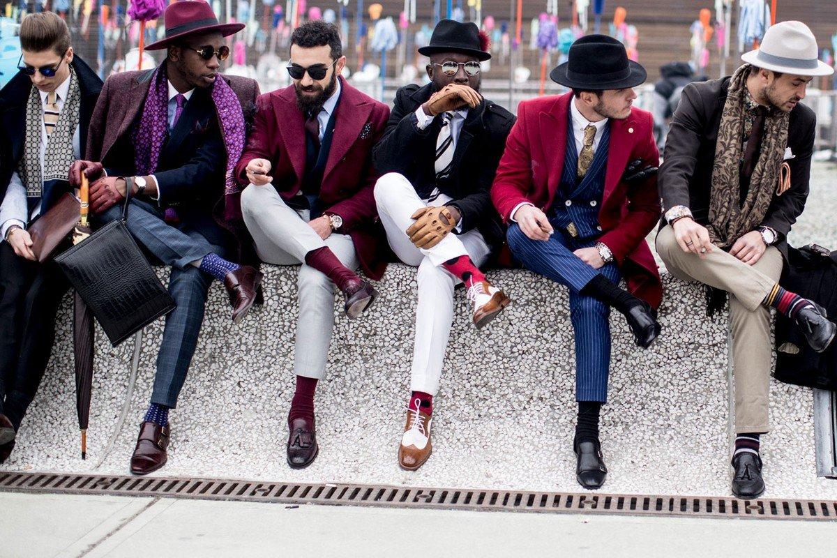 Style of men или