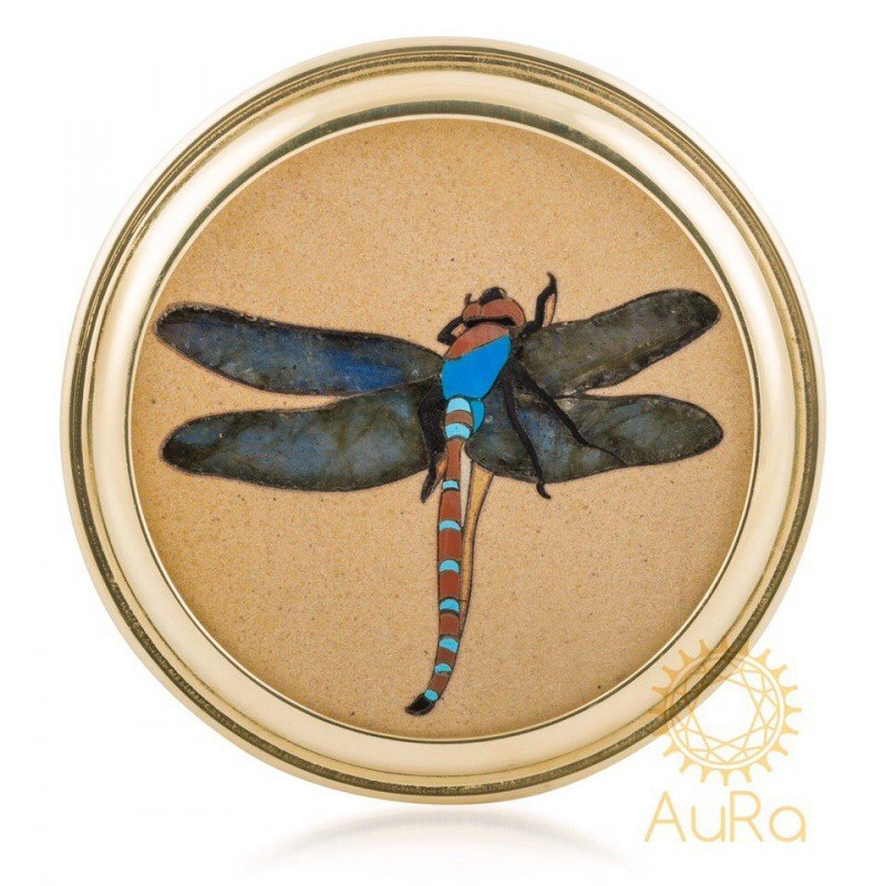 ЮВЕЛИРНЫЕ ТРЕНДЫ 2017: царство насекомых.