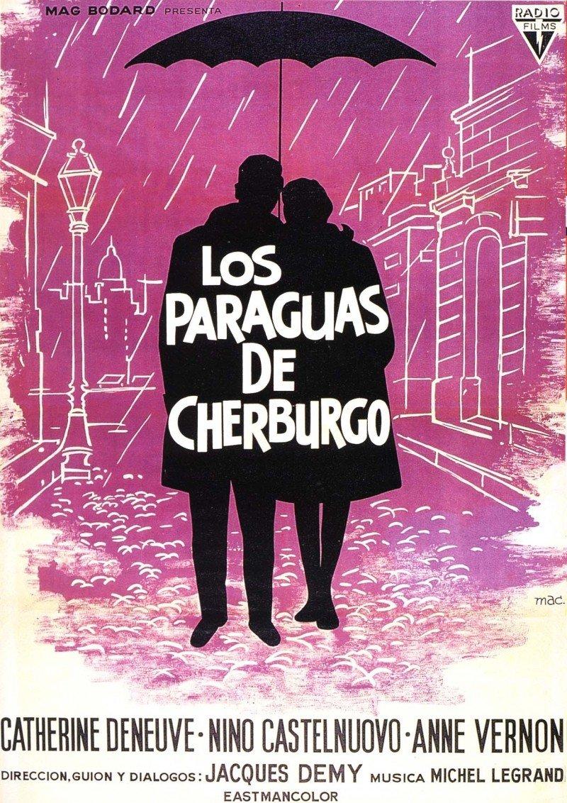 Les parapluies de Cherbourg (Шербурские зонтики)