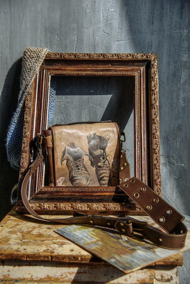 Необычные сумки для творческих и креативных.