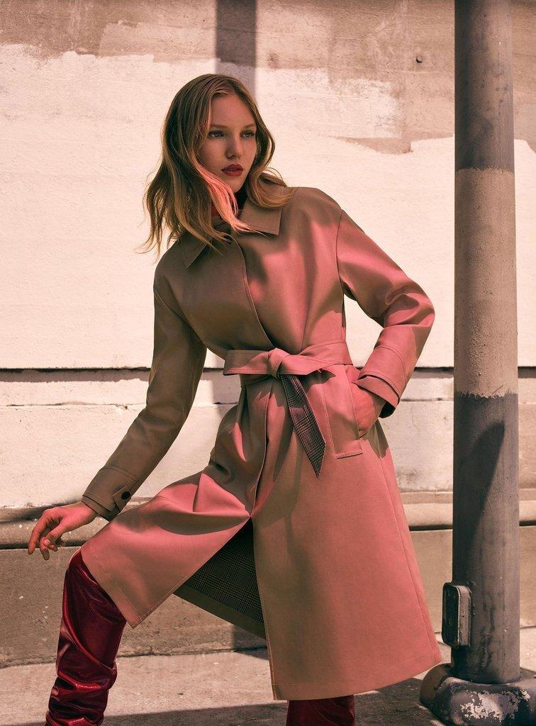 Zara, коллекция Pre-fall 2017