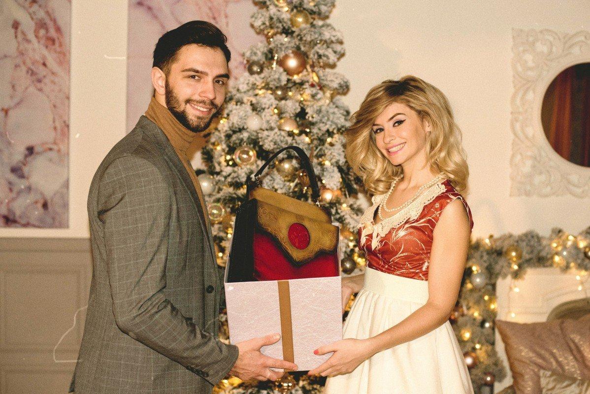 Сумка от Ante Kovac в подарок на Новый год!