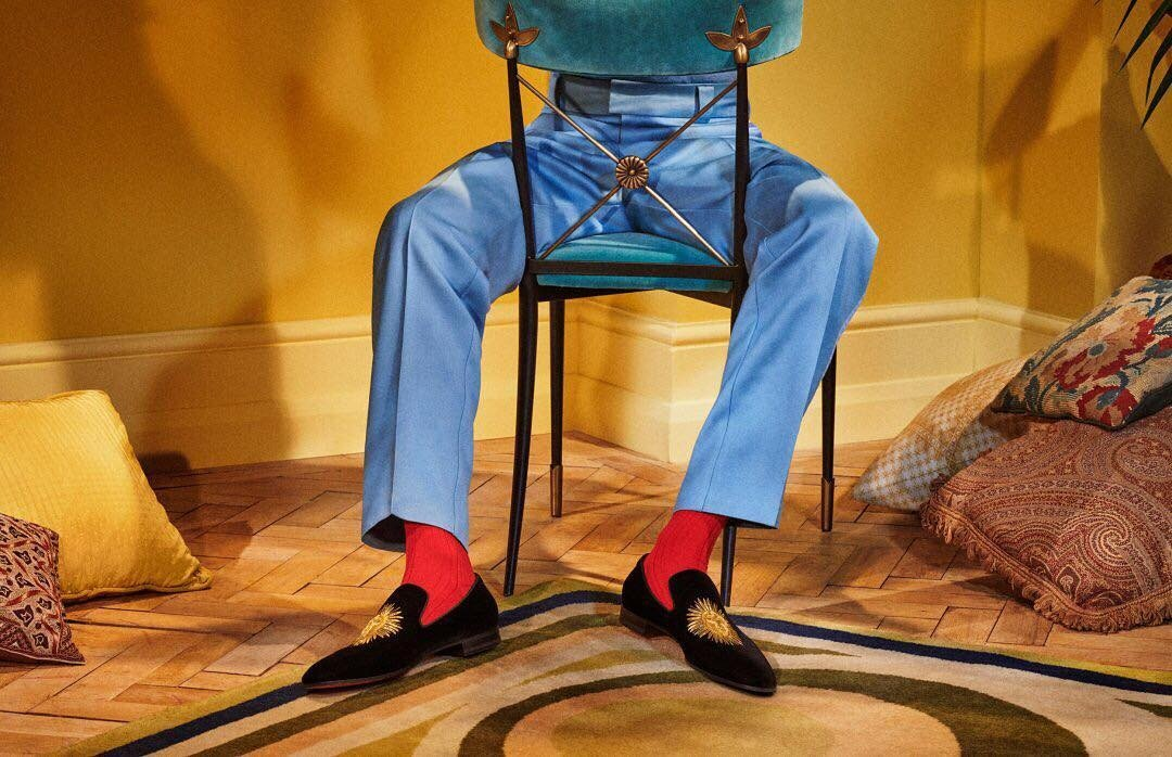 «Кристиан Лубутен. На высоких каблуках»