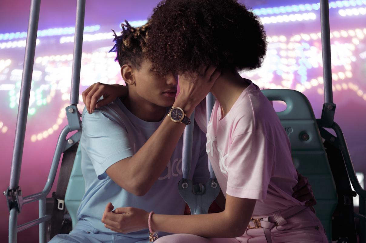 Рекламная кампания Versace в честь Дня всех влюбленных