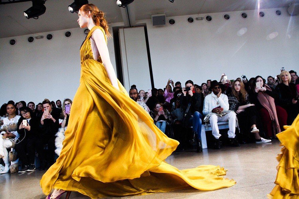 Неделя моды в Нью-Йорк / New York Fashion Week FW 2018