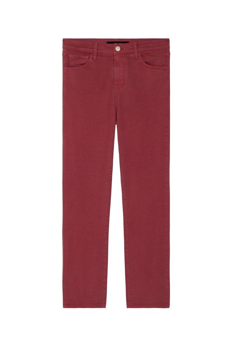 Идеальные джинсы на лето от J Brand