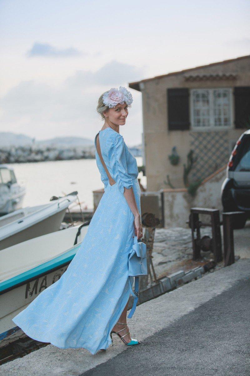 Vallon des Auffes ИЛИ Платье в пол и старый рыбацкий порт в Марселе