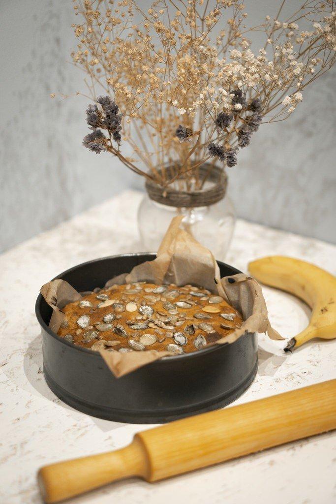 Идея для завтрака: Банановый хлеб