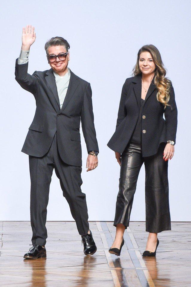 Paris Fashion Week, Валентин Юдашкин, весна-лето 2019