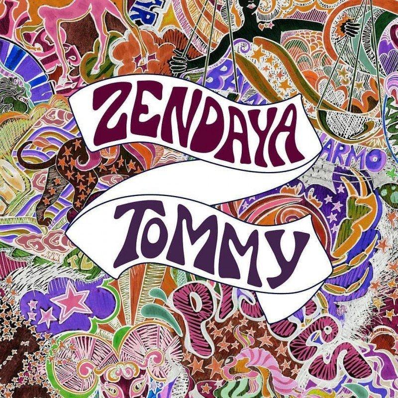 Премьера! Коллаборация Tommy Hilfiger с актрисой Zendaya