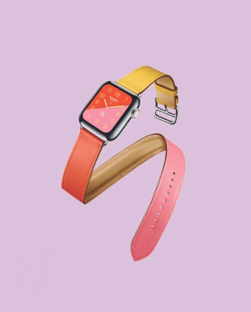 Браслеты Hermes для Apple Watch