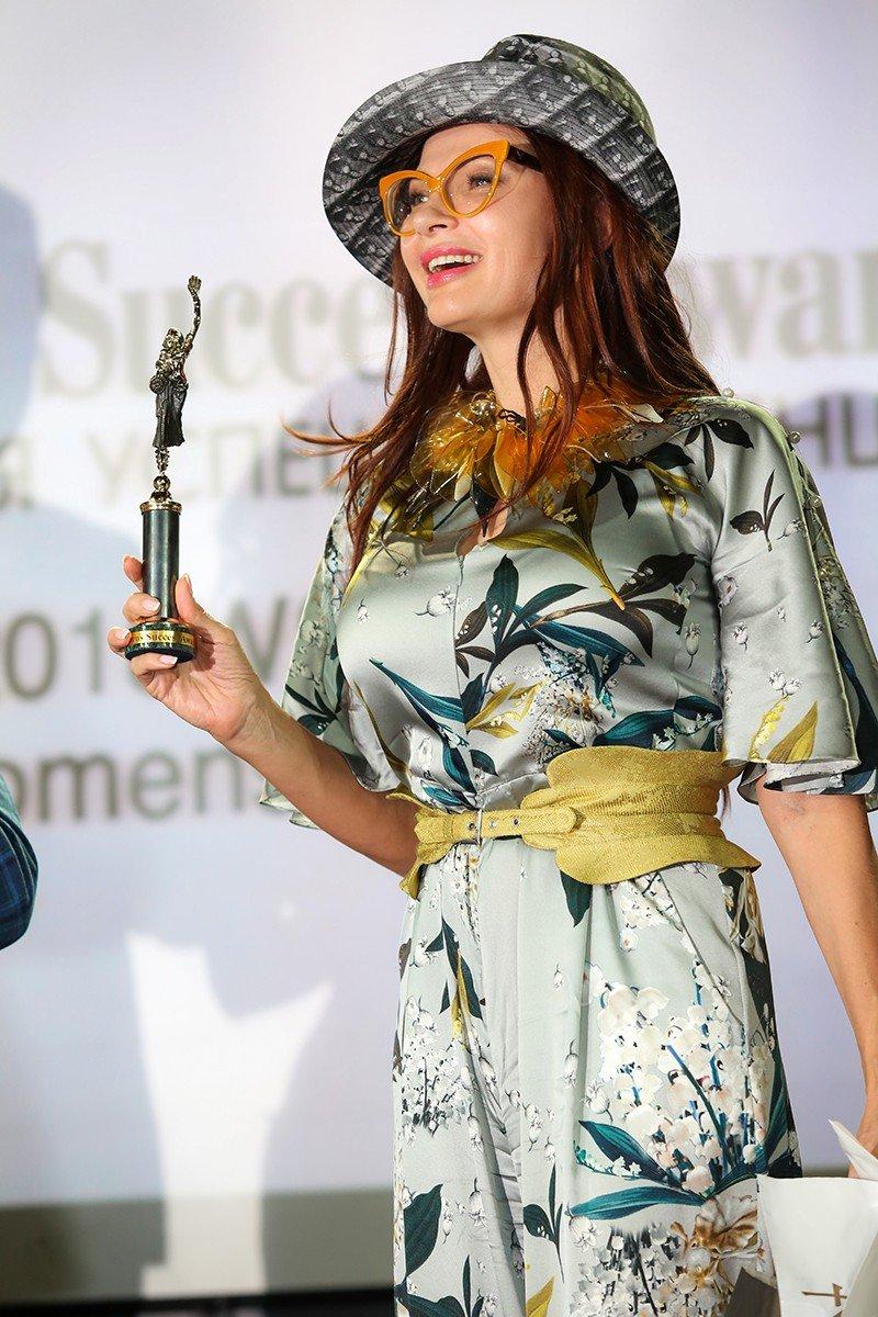 Церемония вручения премии WOMEN'S SUCCESS AWARDS 2018 состоялась в Москве.