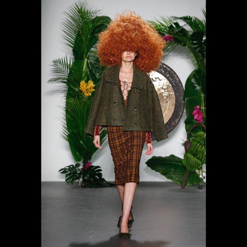 Неделя моды в Нью-Йорке в разгаре!