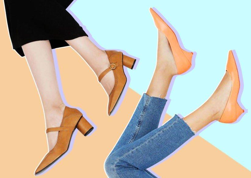 ТОП 5 туфель, которые спасут любой гардероб