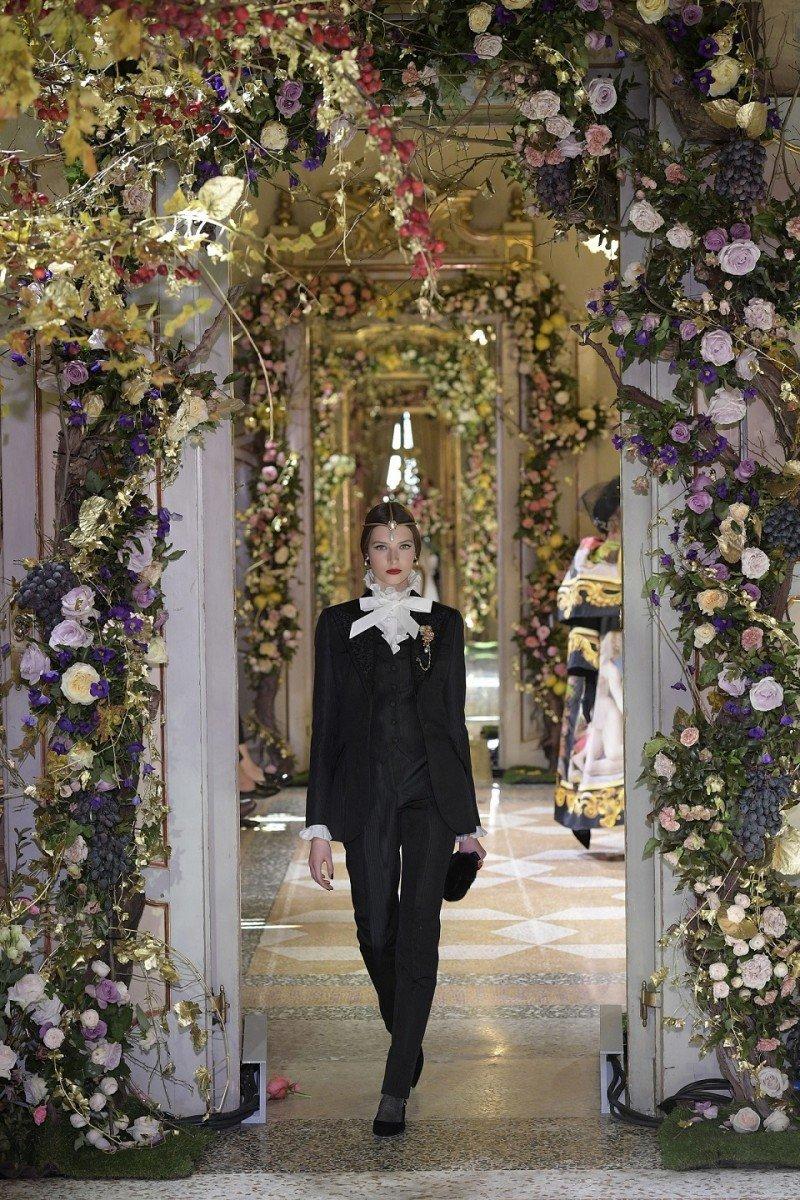 Couture от Dolce & Gabbana для весны 2019 ♥ ВДОХНОВЕНИЕ
