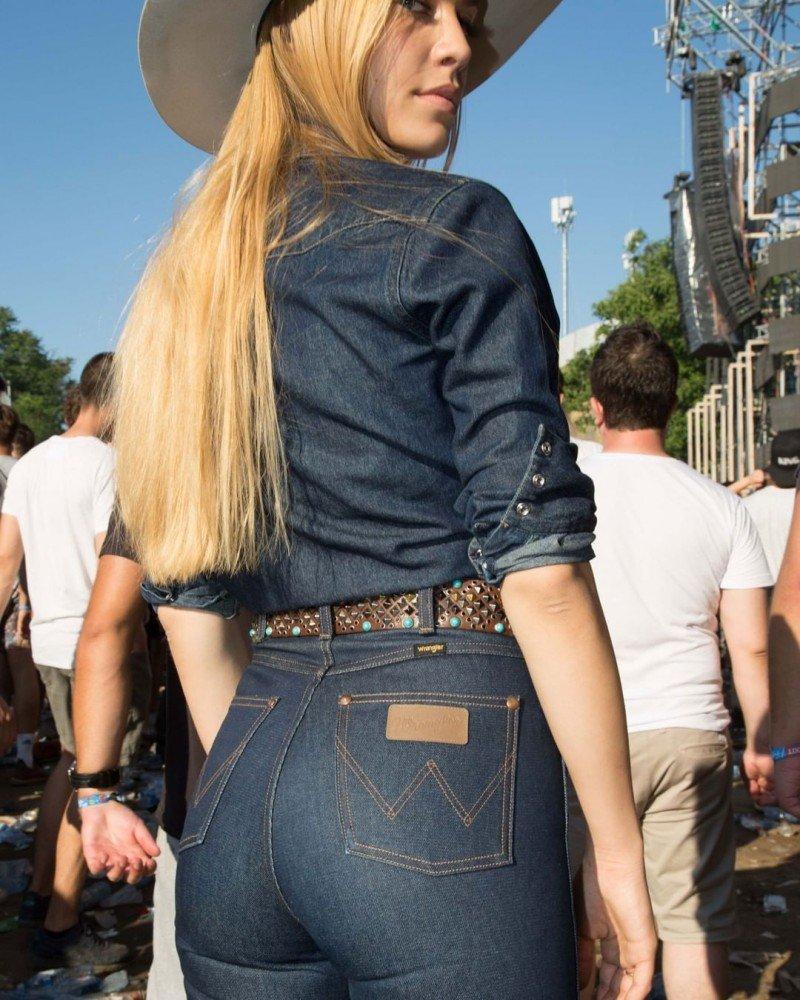 Wrangler Icons: джинсовая легенда