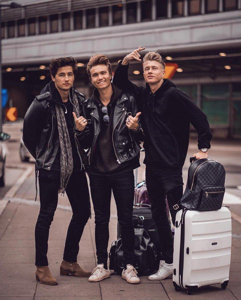 SWEDEN BOYS FASHION BLOGGERS