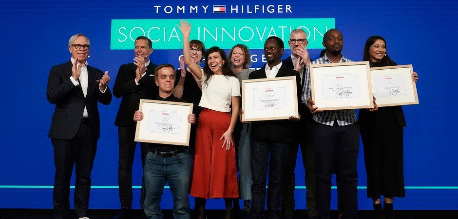 Компания Tommy Hilfiger обьявила об открытии конкурса Tommy Hilfiger Fashion Frontier Challenge