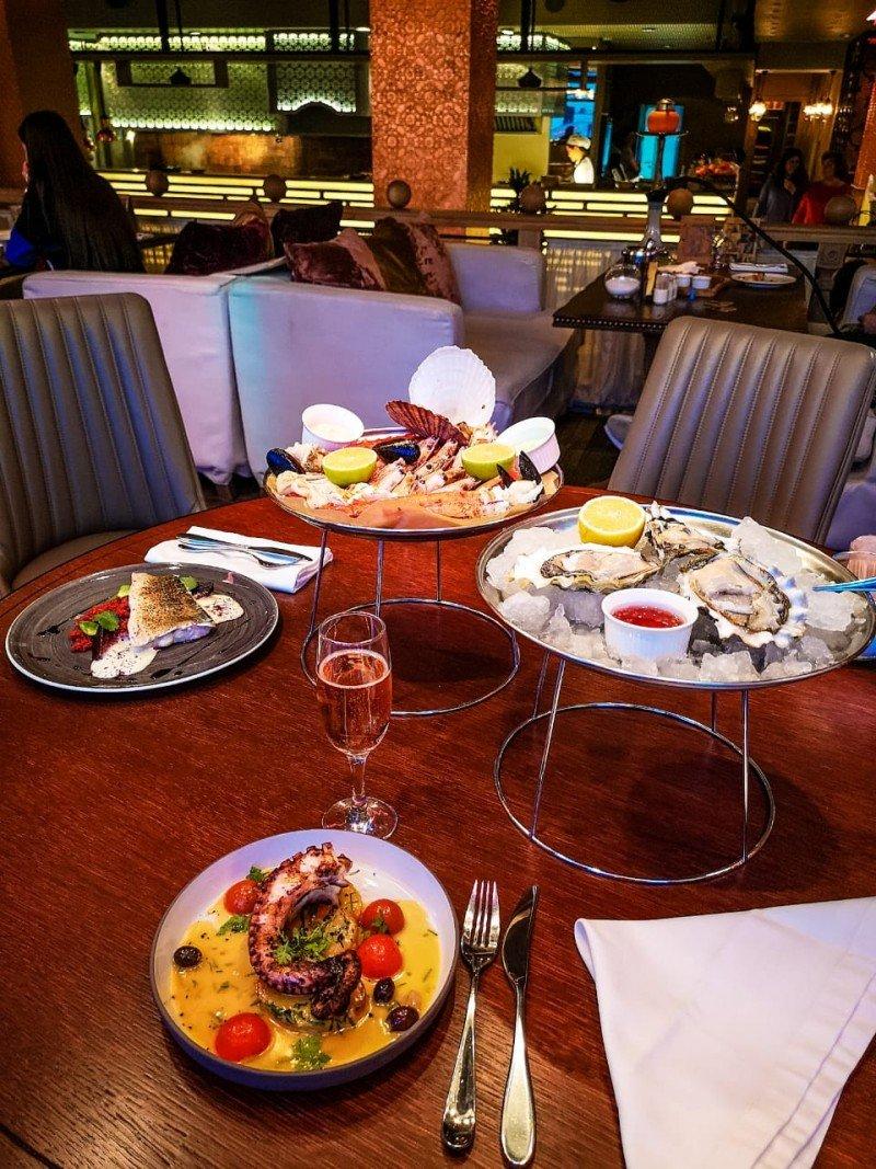 Обзор ресторанов Москвы от Lookbook - Ресторан