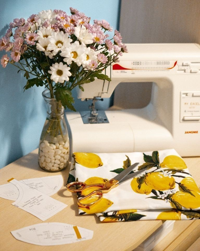 Шитьё: Лучшие ткани для начинающих