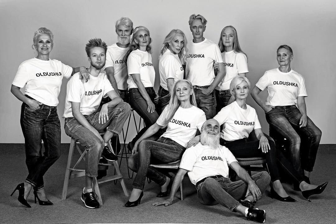 Модель агенства Oldushka стала лицом кампании M.A.C.