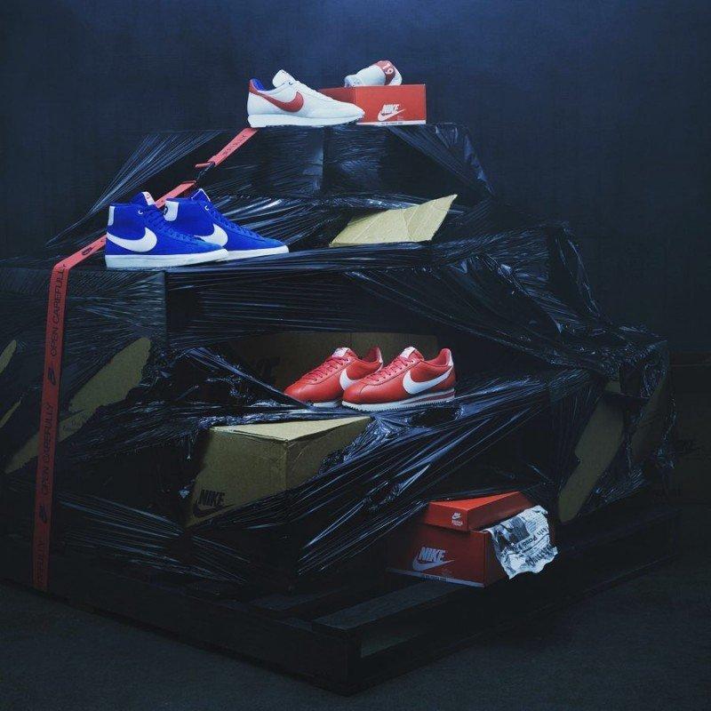 Стартуют продажи капсул Levi's и Nike по мотивам сериала «Очень странные дела»