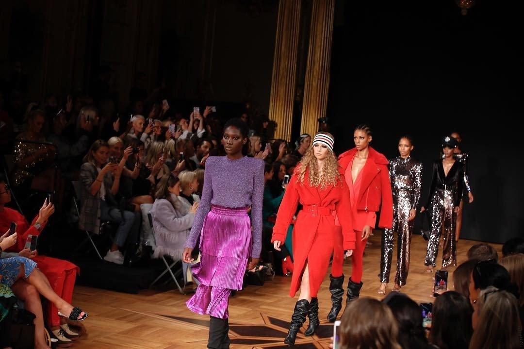 Отменена Неделя моды в Стокгольме