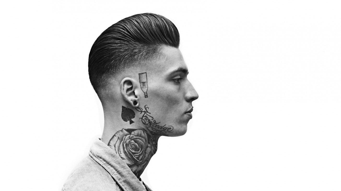 Популярные виды мужских причёсок