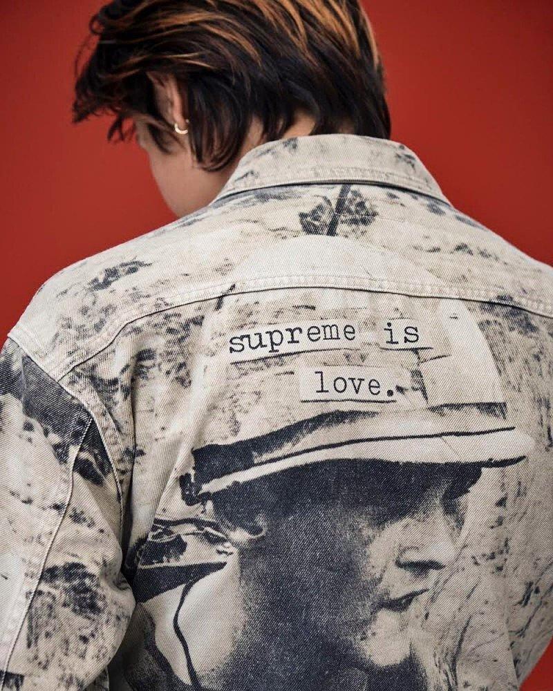 Supreme вновь сослались на Моррисси в тизере новой коллекции