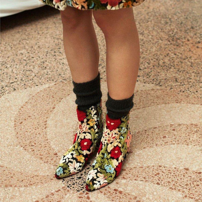 Какая обувь в моде этой зимой?
