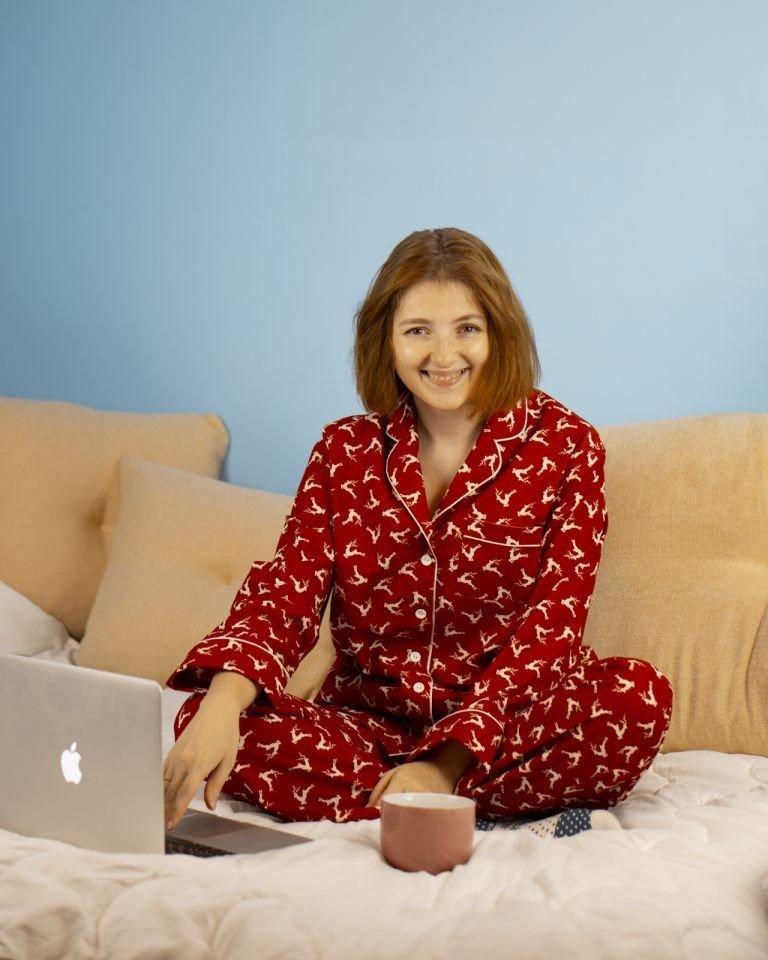 Я шью: Рождественская пижама