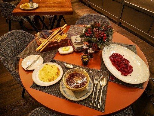 Sartoria Lamberti —ателье итальянской кухни