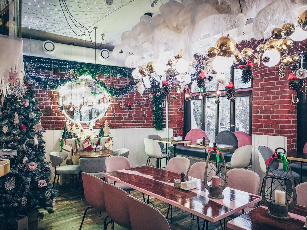 Conversation Cafe - настроение общения
